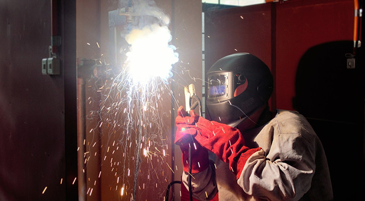 Shielded Metal Arc Welding